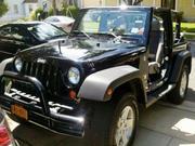 2007 Jeep Wrangler Jeep Wrangler X Sport Utility 2-Door