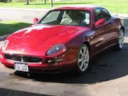 2002 Maserati Maserati Coupe coupe